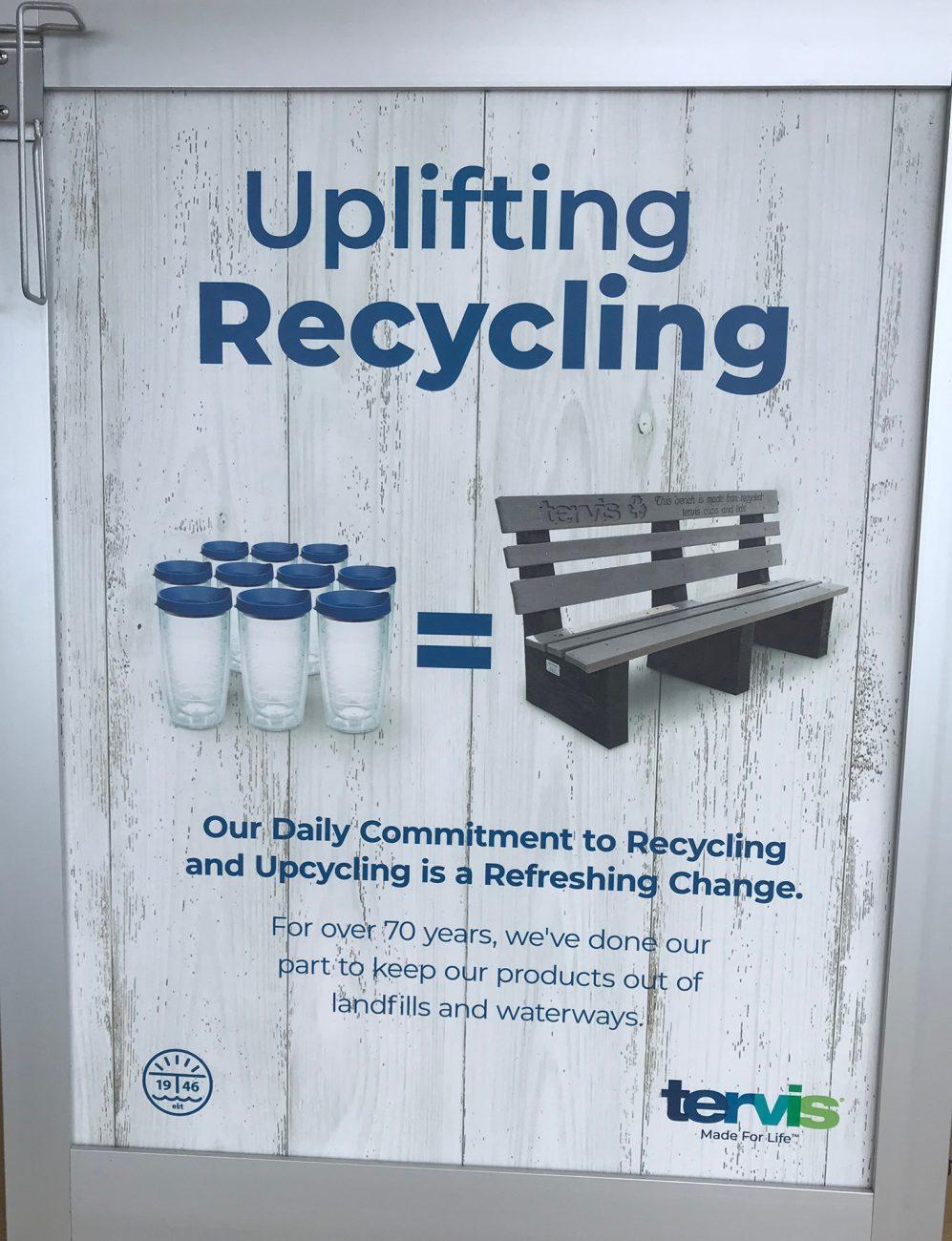 Tervis Sustainability