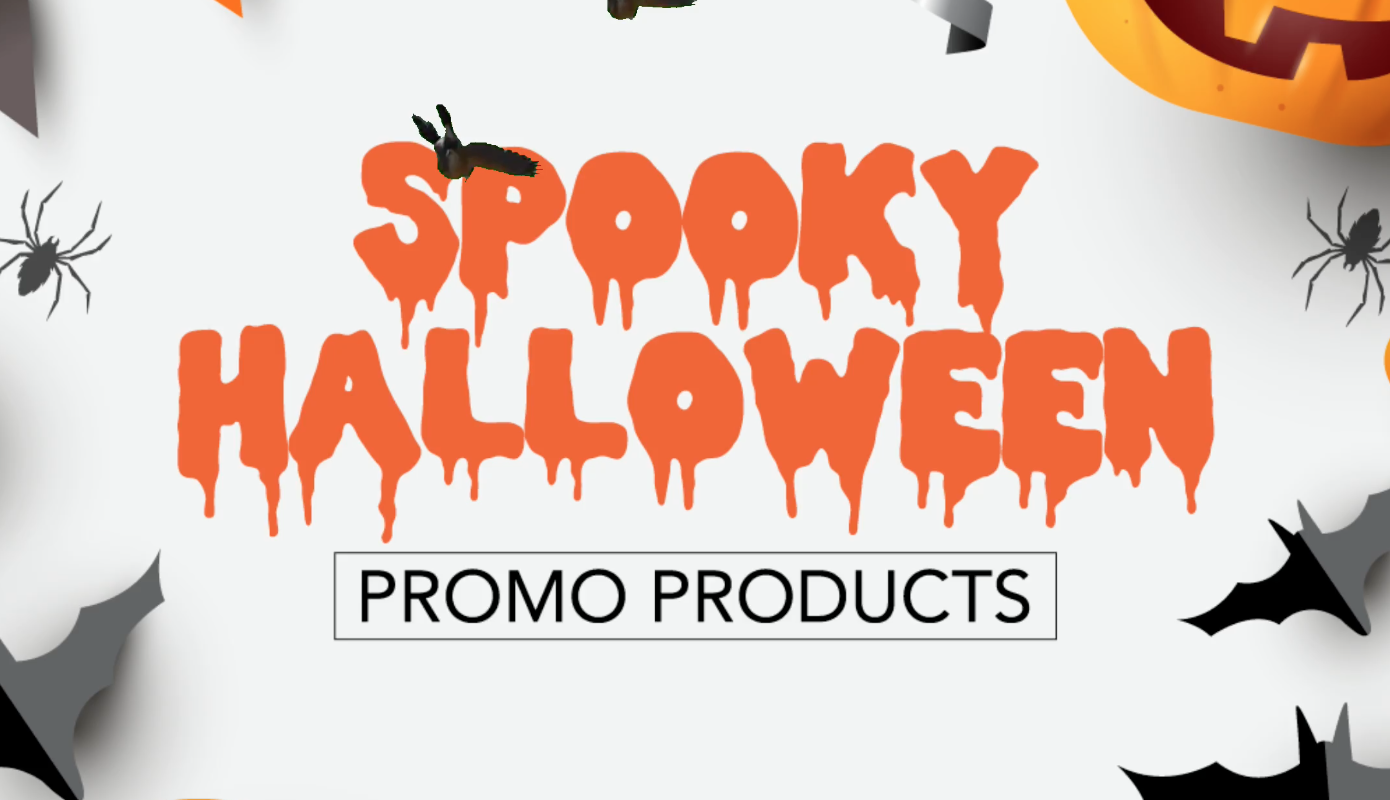 Spooky Halloween Promotional Products